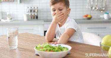 اضطرابات الاكل عند الاطفال