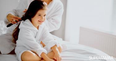 هل يمكن استعمال زيت الجرجير لشعر الأطفال
