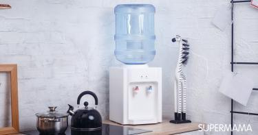طريقة تنظيف مبرد المياه