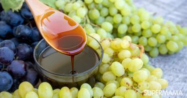 هل يعطى دبس العنب للرضع؟