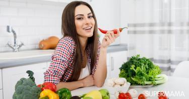 أكلات تزيد سيولة الدم