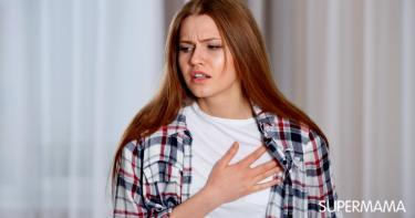 أسباب ضيق التنفس المستمر