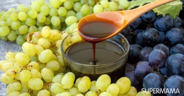 استخدامات دبس العنب في الطبخ