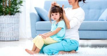 أسباب تساقط الشعر عند الأطفال 4 سنوات