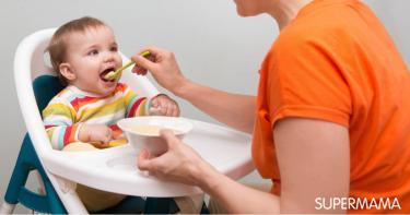 جدول تغذية طفل عمره 11 شهر