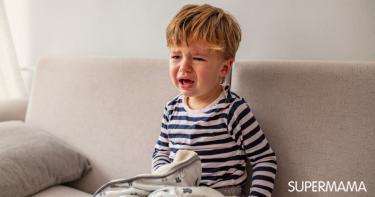 أسباب خوف الطفل من الصوت العالي