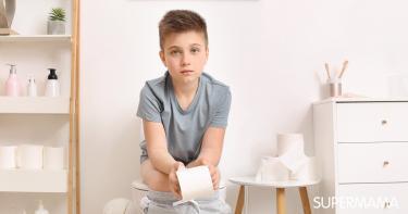 أسباب الإسهال المخاطي عند الأطفال