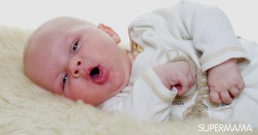 أعراض السعال الديكي عند الأطفال الرضع
