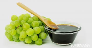 فوائد دبس العنب للبشرة