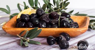 ما فوائد الزيتون الأسود