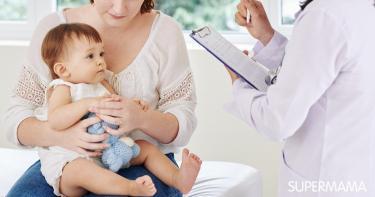 متى يجرى فحص قاع العين للأطفال الرضع