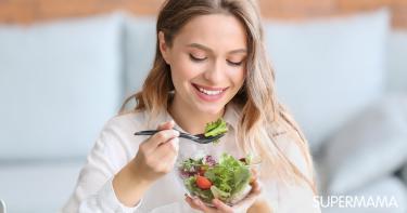 5 فوائد للسلطة الخضراء وأهم الفيتامينات فيها