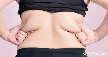 وصفات تخسيس سريعة وسهلة لدهون الظهر