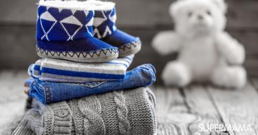 بالصور .. موضة ملابس الأولاد في الشتاء