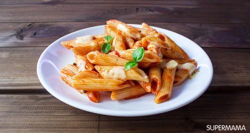 7 وصفات سهلة لأطباق المكرونة