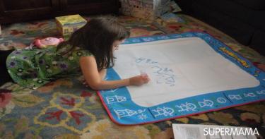 ٥- لوحة الرسم المائي (Aquapad)