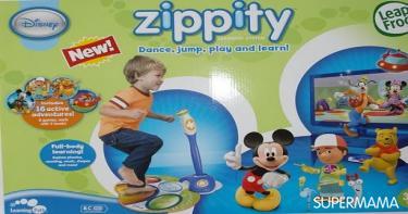 ٧- زيبيتي (LeapFrog Zippity)