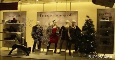خطوط الموضة لشتاء 2012