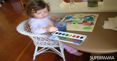 الرسم والتلوين