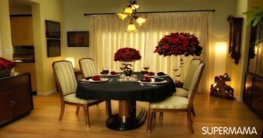 منيو لعشاء رومنسي لشخصين