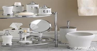 ٨- طقم الحمام