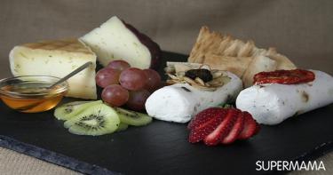 طريقة حفظ الجبن