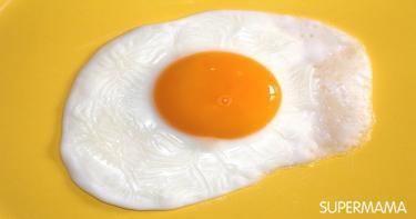 البيض الحار