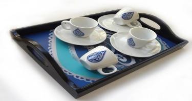 عدة القهوة التركي