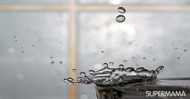 الماء يساعد على التمثيل الغذائي