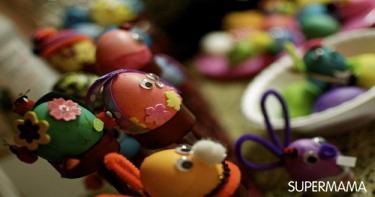 حفل تلوين البيض