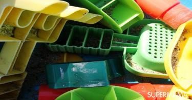 مستلزمات حقيبة الخروج للحدائق - لعب مناسبة للعب في الحدائق