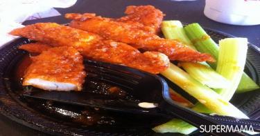 وصفة بافلو فنجرز (أصابع الدجاج)