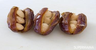 بلح رمضاني بالحشو من دينا كانتينا