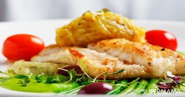 وصفات سمك2