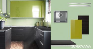 المطبخ الأسود فى الأخضر