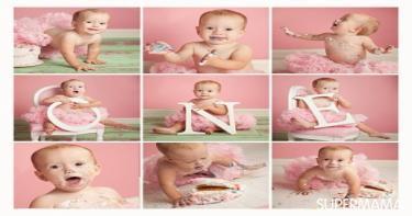 صور متاتلية لتناول الكيك والرقم واحد