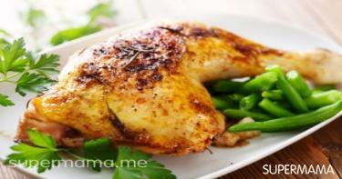 دجاج مشوي
