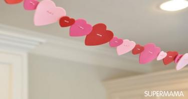10 أنشطة يدوية مليئة بالحب مع أطفال5