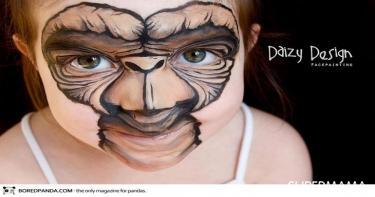 رسم الوجه4