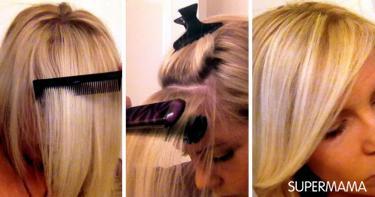 شعر كيرلي 5