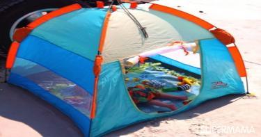 أساسيات حقيبة المصيف - خيمة