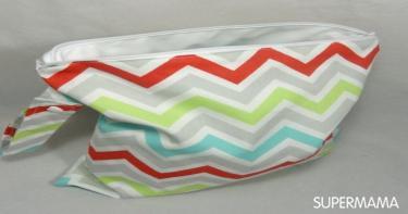 أساسيات حقيبة المصيف - حقيبة قماشية