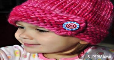 محتويات حقيبة الخروج بالطفل الرضيع في الخريف - قبعة