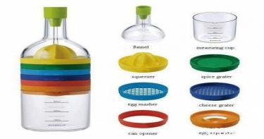 زجاجة العصر