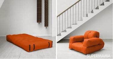 السرير الكرسي