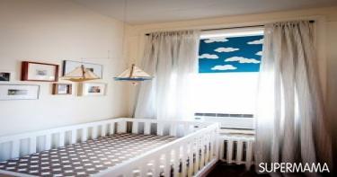 أفكار جديدة لغرف نوم الأطفال 1