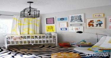 أفكار جديدة لغرف نوم الأطفال 2