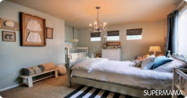 أفكار جديدة لغرف نوم الأطفال4