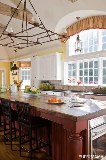 8 ألوان غير تقليدية لمطبخك في العام الجديد سوبر ماما