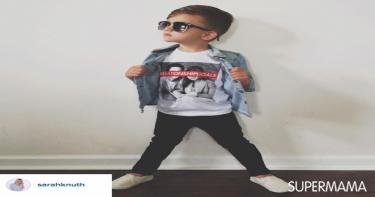 صور ملابس الأولاد في العيد ٢